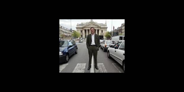La voiture bannie du centre de Bruxelles? - La DH