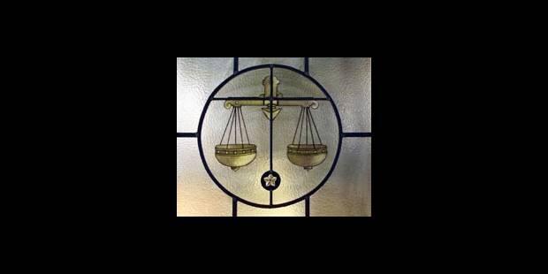 Les Belges et la justice - La DH