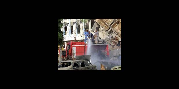 Carnage à Bagdad - La DH