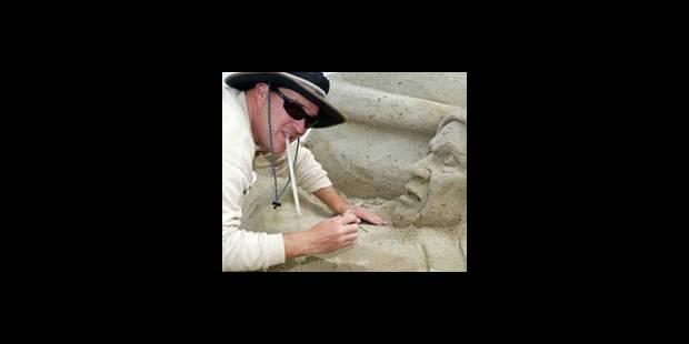 9 millions de kilos de sable... - La DH