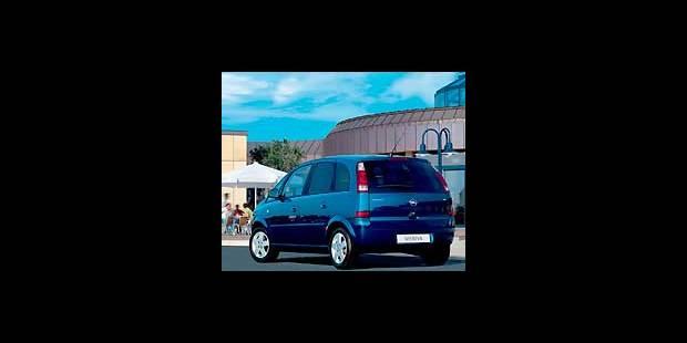 Opel Meriva 1.6 74 kW - La DH