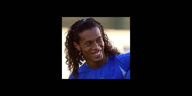 Après Beckham, la presse espagnole se focalise sur Ronaldinho - La DH