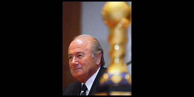 Blatter: «Une Coupe tous les quatre ans» - La DH