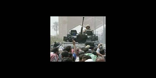 Irak: opération coup de poing - La DH