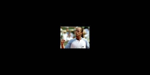 Roland Garros: Malisse trop court, Henin très rapide - La DH