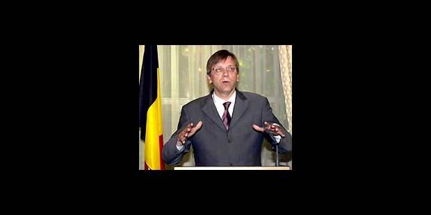 Verhofstadt 2, le retour - La DH