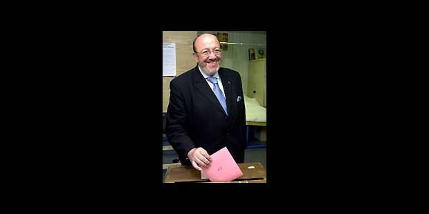 Les votes de préférence: Louis Michel en  number one - La DH