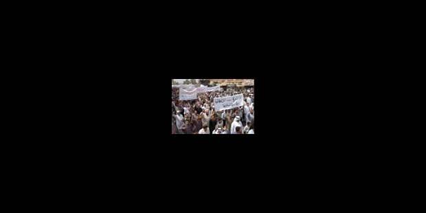 Irak: Inspection massive - La DH
