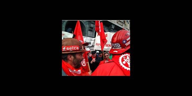 Corruption, travail en noir: séisme à la FGTB!