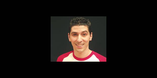 Sam Touzani se met à nu - La DH