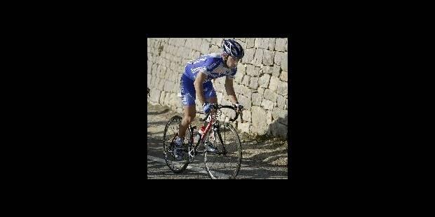 Paolo Bettini gagne  Milan-Sanremo - La DH