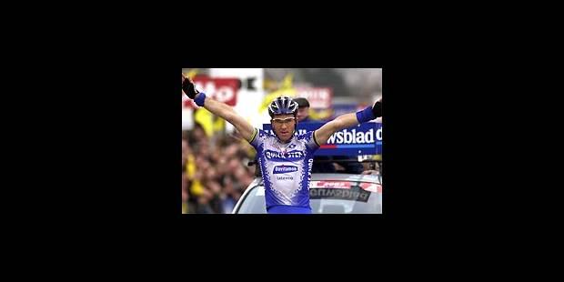 Circuit Het Volk: Johan Museeuw est...  géant ! - La DH