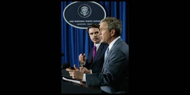 George W. Bush trépigne d'impatience - La DH