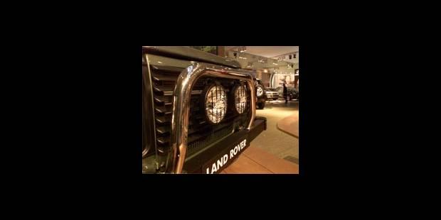 Land Rover, reine du flash - La DH