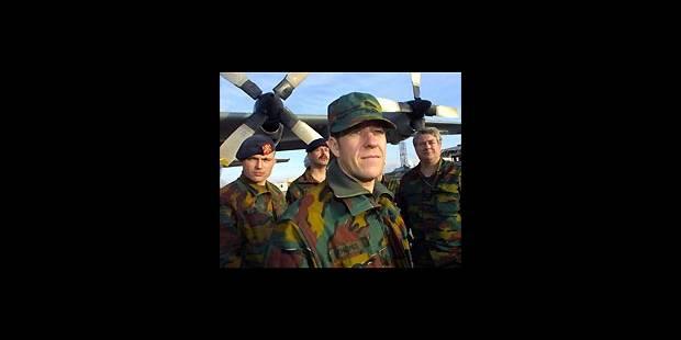 La mission du contingent belge - La DH