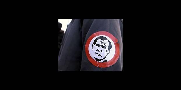 Bush grignote l'union de l'Europe - La DH