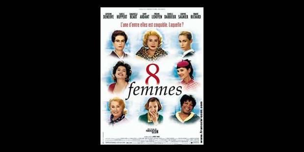Huit femmes en tête des nominations pour les César - La DH