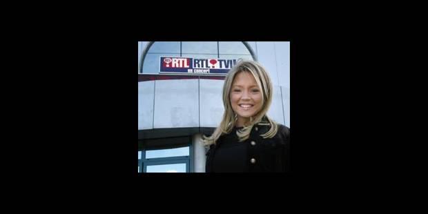 Virginie, chroniqueuse le vendredi matin sur Bel RTL - La DH