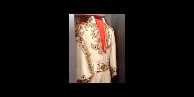 Le costume d'Elvis à Bruxelles - La DH