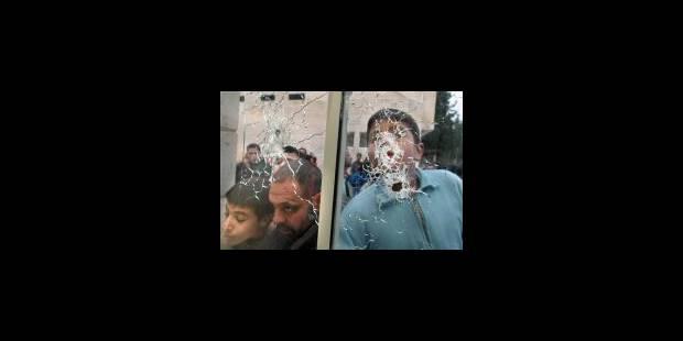 La violence comme quotidien au Proche-Orient - La DH