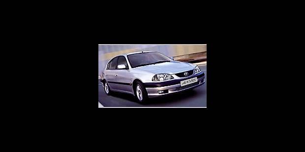 L'Avensis se veut la plus européenne des japonaises - La DH