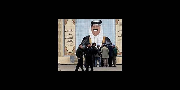 Saddam Hussein implore Dieu - La DH