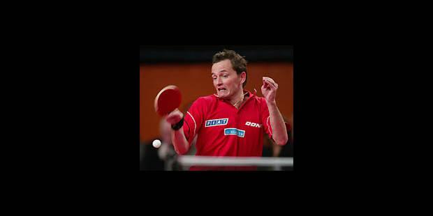 Tennis de table: `ma meilleure saison depuis 96´ - La DH