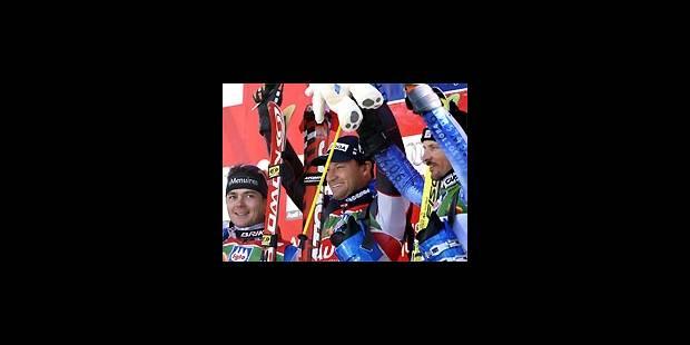 Ski Alpin: Eberharter commence en fanfare - La DH