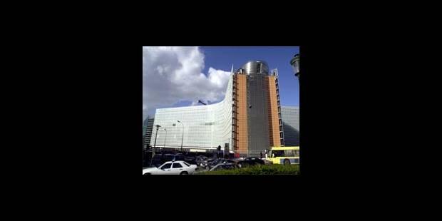 Le Berlaymont est vendu - La DH