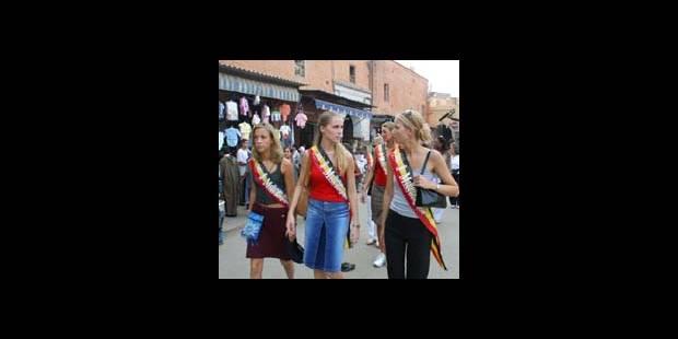 Miss Belgique: on est au Maroc, on parle du Nigeria - La DH