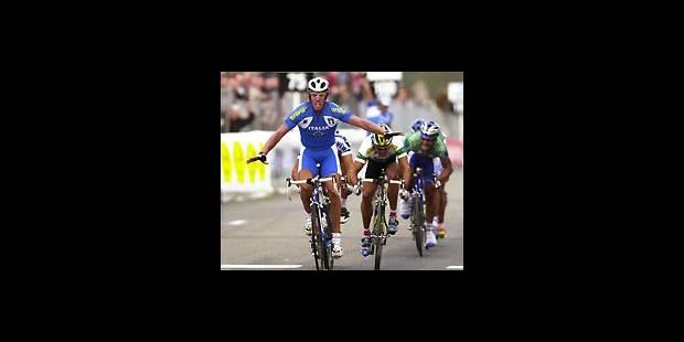 Championnat du monde: l'or va si bien à Mario Cipollini - La DH