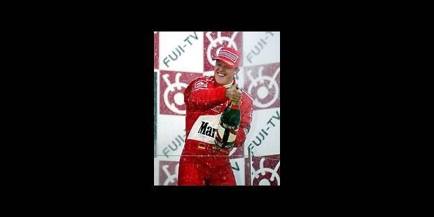 F1: chapeau, Mister Schumi! - La DH
