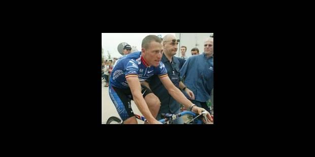 Armstrong au Mondial... 2003! - La DH