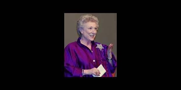 Jacqueline Bir: 50 ans de scènes - La DH