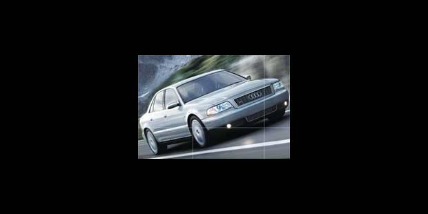 La nouvelle Audi A8 - La DH