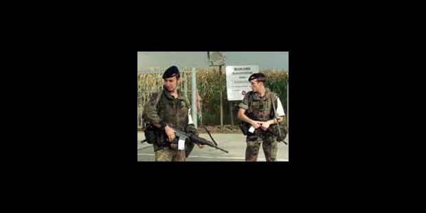 Terrorisme: une base américaine visée - La DH
