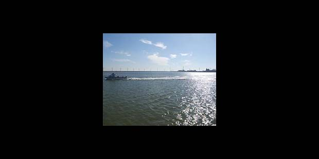 Mer du Nord nitratée - La DH