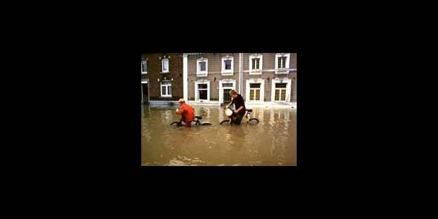 Inondations indemnisées - La DH