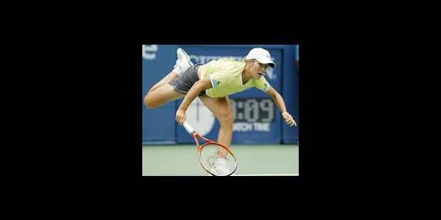 US Open: Henin qualifiée pour les 1/8 de finale, Norman éliminé - La DH