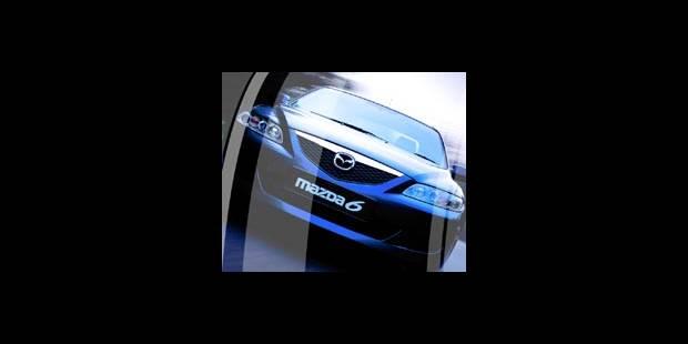 Mazda6 TSi 1.8 hatchback - La DH