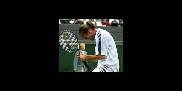 Wimbledon: Malisse égalise à 2 sets partout - La DH