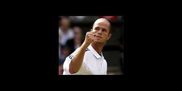 Wimbledon: Banco pour Malisse - La DH