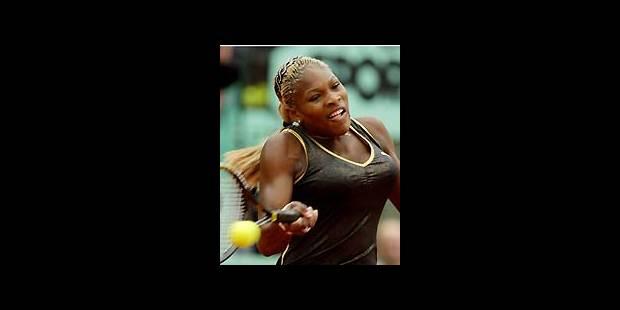 Roland-Garros: deux Williams, sinon rien! - La DH