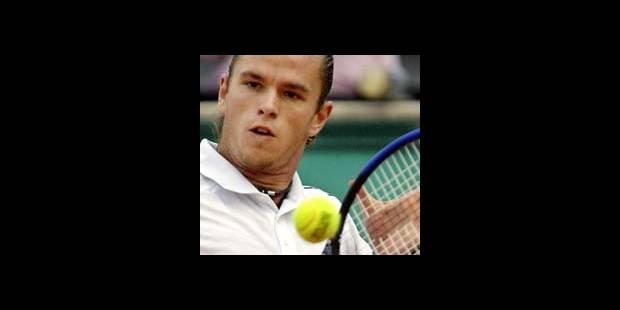 Roland Garros: Malisse en huitième ! - La DH