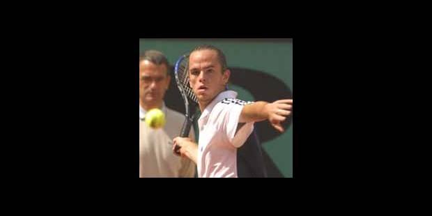 Xavier Malisse sort l'Anglais Henman - La DH