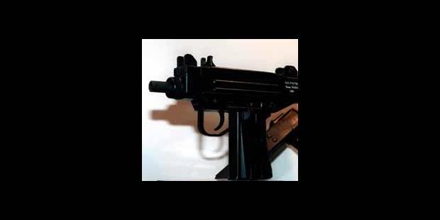 Grand bandistisme: saisie d'armes et d'explosifs! - La DH