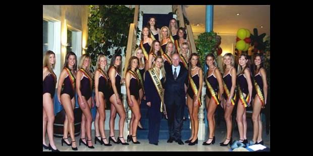 Miss Belgian Beauty: femme flic et reine de beauté - La DH