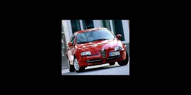 Les cotes de la DH - Alfa 156 Sportwagon GTA - La DH