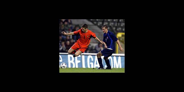 Préparation mondial 2002: Belgique-Slovaquie 1-1 - La DH