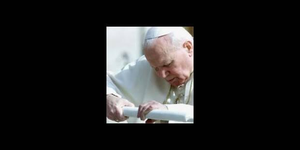 Terribles inquiétudes pour la santé du pape - La DH